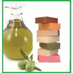 Χειροποίητο σαπούνι ελαιολάδου Κρήτης με  μέλι για ανάπλαση 100γρ