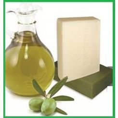 Χειροποίητο πράσινο σαπούνι ελαιολάδου Κρήτης 100γρ