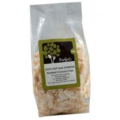 Βιολογικά τσιπς καρύδας 100γρ