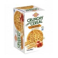 Μπισκότα με 4 Δημητριακά Crunchy Cereal με καραμέλα Βιολάντα