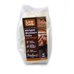 Μείγμα φυτικών ινών για ψωμί Low Carb 250gr, Βιοαγρός