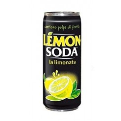 Σοδα λεμονι 330ml