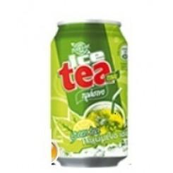 Πράσινο τσάι με στέβια 330 ml Nέκταρ Σερρών