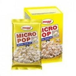 Ποπ Κορν Με Βούτυρο Για Φούρνο Μικροκυμάτων 100gr