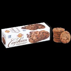 Μπισκότα κακάο με κομμάτια σοκολάτας (175γρ)