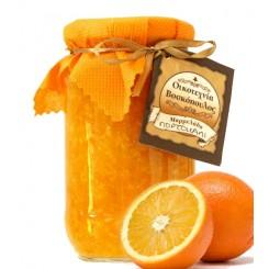 Σπιτική μαρμρλάδα πορτοκάλι 400γρ