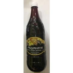 Ερυθρός ημίγλυκος οίνος Αγιωργίτικο, Χαλκιδικής 1lt
