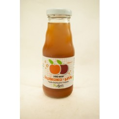 Βιολογικός χυμός βερίκοκο-μήλο 200ml