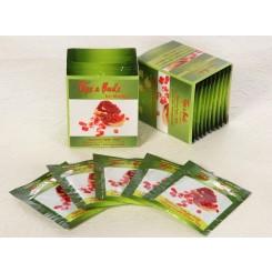 Πράσινο τσάι με ρόδι 10 φακελάκια